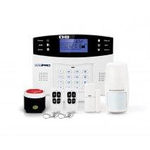 Alarma Casa Inalambrica Kit Gsm 3g, Completa, Comercio Casas