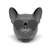 Parlante Portátil Bluetooth Usb Sd Potente Calidad Bulldog Diseño