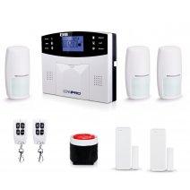 Alarma Casa Inalambrica Kit Gsm 3g, Completa, Comercio Casas Kit 2