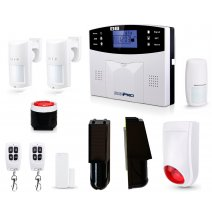 Alarma Casa Inalambrica Kit4 Gsm 3g, Completa, Comercio Casas
