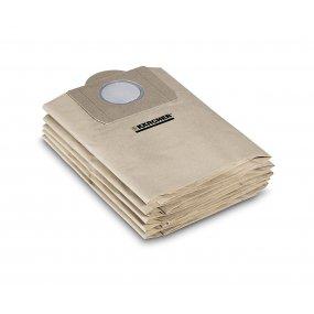 Bolsas Para Aspiradora Pack x5 Karcher 6.959-130.0 WD3 MV3
