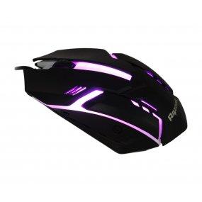 Mouse Gamer Gaming Razeak RM-015 Óptico 1000 Dpi Oy