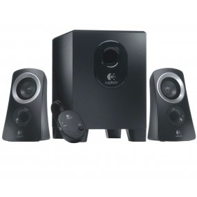 Parlante Logitech z313 home theater 2.1 subwoofer