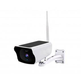 Cámara Seguridad Solar 2mp Wifi 100% Inalámbrica Premium