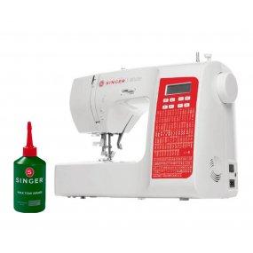 Máquina de coser Singer Nueva 200 Operaciones Trabajo Continuo