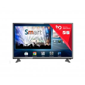 Tv Led Punktal 32 Hd Smart Isdbt Quad Core