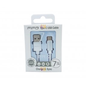 Cable Usb C Tipo C De 1.3 Mt Metro Datos Usbc