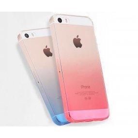 Protector Fino Tpu Degrade Premium Funda Iphone 5 5S SE