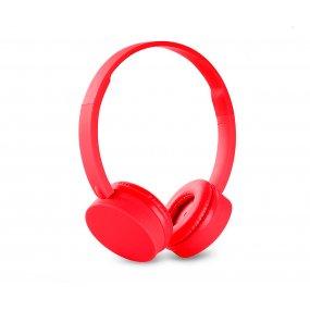 Auriculares Bluetooth con micrófono BT1 Coral