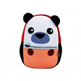 Mochila Infantil Neopreno Diseño Panda Resistente al agua BRIO