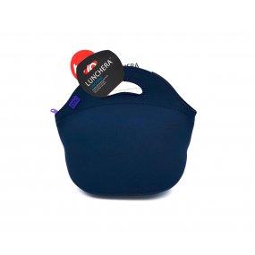 Lunchera Brio Neopreno 25x31cm Azul