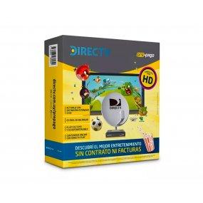 Kit Prepago Directv HD Canalera Antena Sintonizador