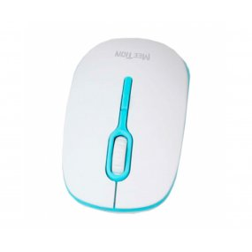 Mouse Inalambrico Ultra Fino Con Nano Receptor Wireless Colors